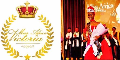 Miss Africa Victoria Australia 2019