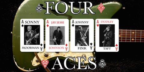 FOUR ACES | BRASS OWL - PRESENTED BY FORT HAMILTON HOSPITAL tickets