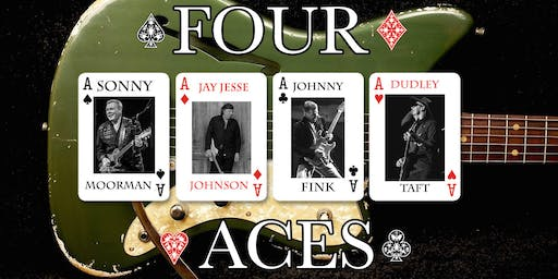 FOUR ACES | BRASS OWL - PRESENTED BY FORT HAMILTON HOSPITAL
