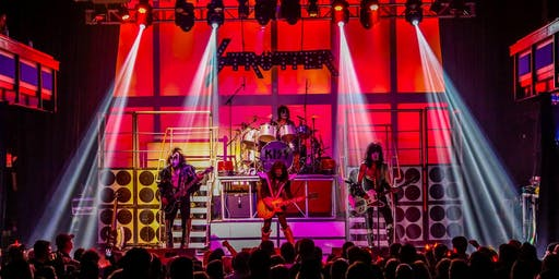 STRUTTER TRIBUTE TO KISS | STRAIGHT ON TRIBUTE TO HEART - PRESENTED BY FORT HAMILTON HOSPITAL