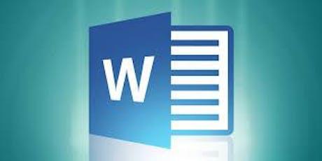 Basics: Microsoft Word RIVERSTONE tickets