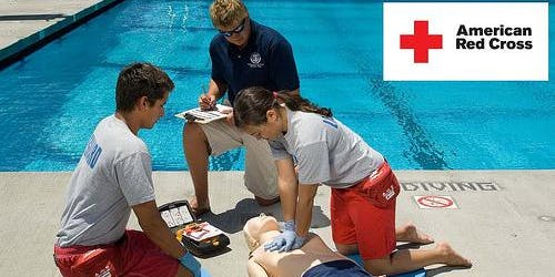 Adult and Pediatric First Aid CPR & AED by The American Red Cross