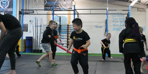 Little Ninja Kids Classes