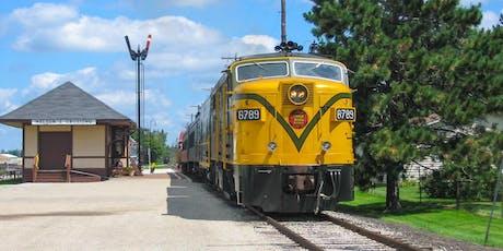 Train Ride (Diesel) 2019 tickets