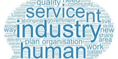 NT Human Services Industry Plan - Join the Conversation!