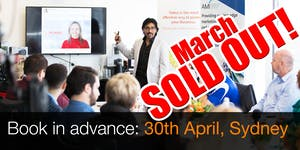 (SOLD OUT) Video Strategy Workshop by the Australian...