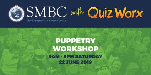 SMBC Puppetry Workshop with Quiz Worx