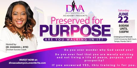 Preserved for Purpose: Are You Walking In It?   tickets