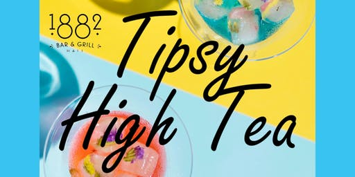 Tipsy High Tea