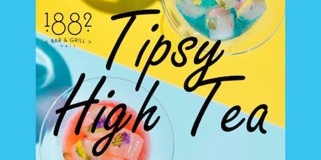 Tipsy High Tea tickets