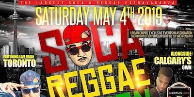 Soca Reggae Lution (Calgary Under Siege)