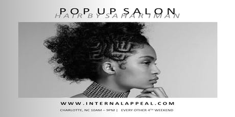 POP UP SALON (@S.I.HAIR) tickets