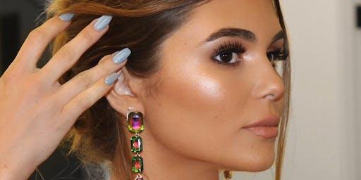 Celebrity Makeup Artist Angie Mikaelian East Coast Masterclass NY/NJ