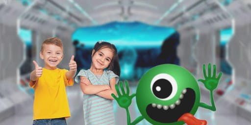 Junior Space Voyagers: Holographic AR Space Exploration Summer Camp