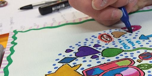 Write Draw Create & Make Art Club