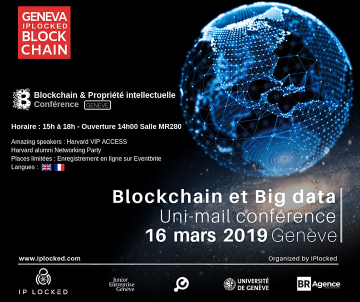 Conference on Blockchain & Big data image