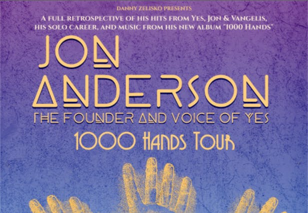 An Evening with Jon Anderson