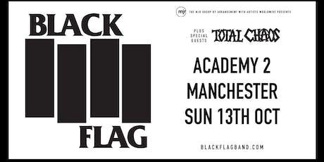 Black Flag (Academy 2, Manchester) tickets