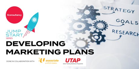 Jumpstart Series: Econsultancy's Developing Marketing Plans tickets