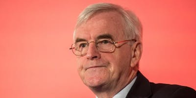 A Q&A with John McDonnell MP, hosted by Jim Cunningham & Coventry South CLP