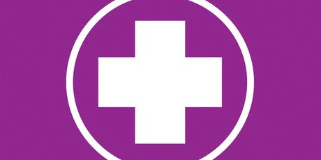 3 Day First Aid At Work 16th-19th Sept 2019 tickets