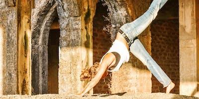 Weekend Yoga Workshops with Alexandra