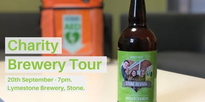 Charity Brewery Tour