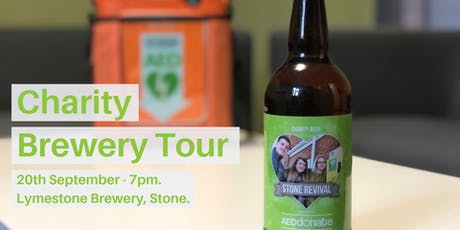 Charity Brewery Tour tickets