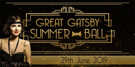 Great Gatsby Summer Ball tickets
