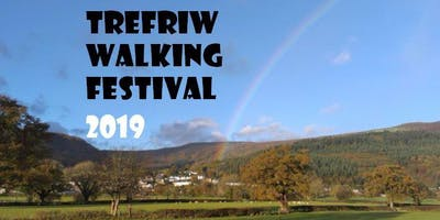 Trefriw Walking Festival 2019 - Backpack and Paddle