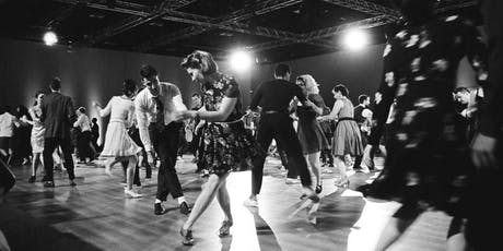 [Free] Swing dance! Tea up! #IAmAGift tickets
