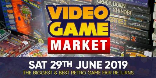 Video Game Market - 29th June 2019