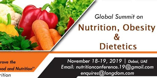 Global Summit on Nutrition, Obesity and Dietetics