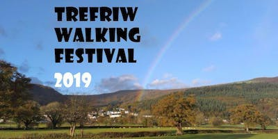 Trefriw Walking Festival 2019 - The Graveyard Watch!