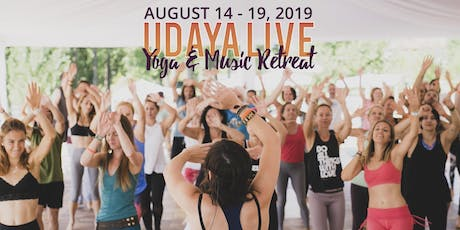 UDAYA LIVE All-Inclusive Yoga & Music Retreat tickets