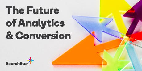 Analytics and Conversion, 2020 & Beyond tickets