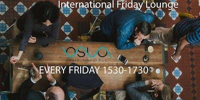 InternationalFriday Lounge