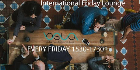 InternationalFriday Lounge tickets