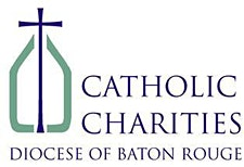 Catholic Charities of the Diocese of Baton Rouge logo