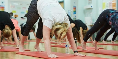 Yoga - IRH tickets