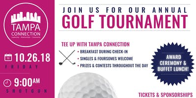 Tampa Connection Annual Golf Tournament