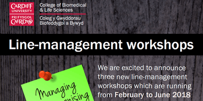 Line Management Training 2019 - Managing Absence and Employee Wellbeing