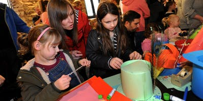 Summer holiday activity sessions at Smithills Hall