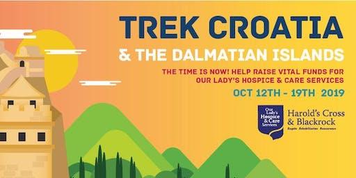 Evening Talk: Introducing our Trek to Croatia and the Dalmatian Islands