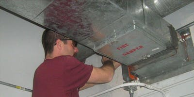 'Fire Dampers in HVAC systems' by Belimo