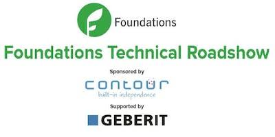 Foundations Technical roadshow plus OTAC Southampton Entry