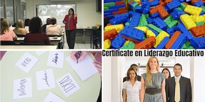 Liderazgo Educativo Transformacional: Certificado Profesional