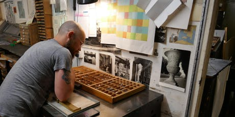 An Introduction to Letterpress Printing tickets