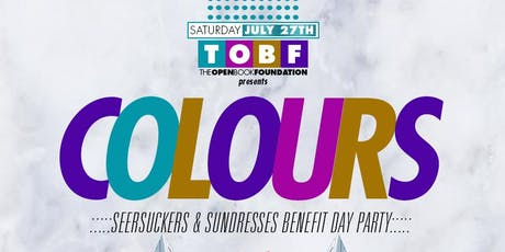 Colours: Annual Seersuckers and Sundress Day Party tickets
