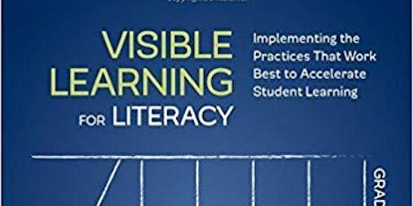 Visible Learning for Literacy (for SIG school leaders, coaches, and teachers) tickets